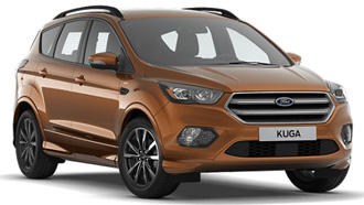 mandataire auto ford kuga st line 1 5 ecoboost 150 neuf essence 5 portes pas cher. Black Bedroom Furniture Sets. Home Design Ideas