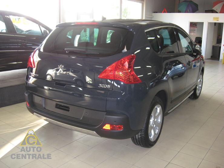 Livraison Du Peugeot 3008 Premium Pack 20 Hdi 150 Neuf De Monsieur