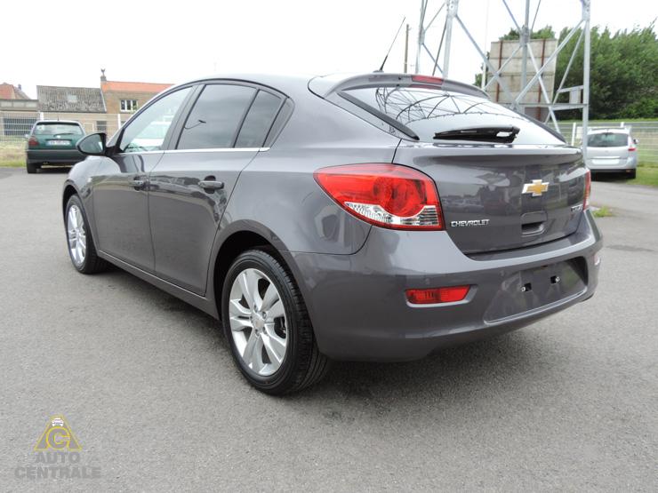 Livraison De La Chevrolet Cruze 5p Ltz 1 7d Mt6 S S Neuve De Monsieur V Dans Le 79 Deux S Vres