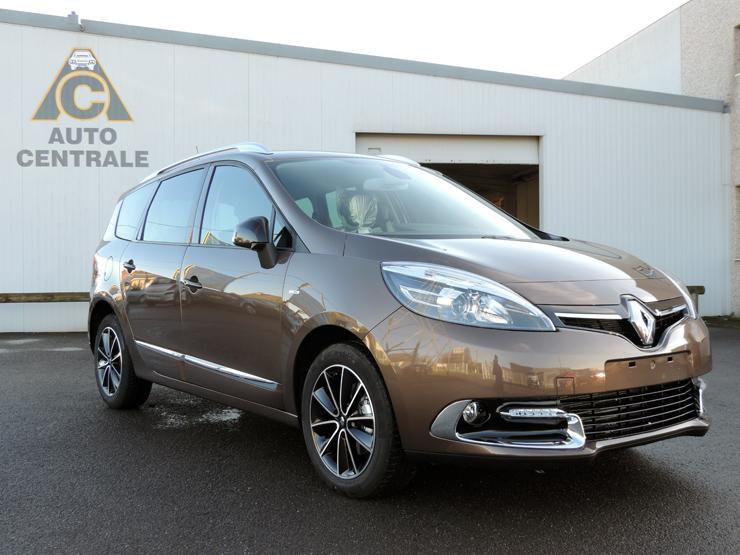 Livraison Du Renault Grand Sc 233 Nic Bose 5 Places Energy Dci