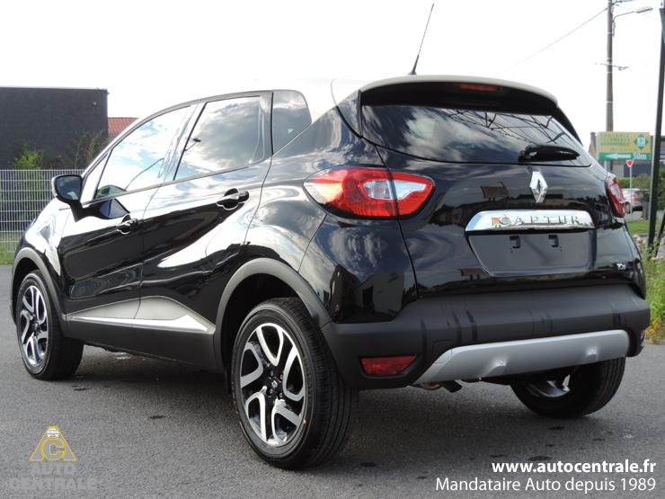 livraison du renault captur extrem 1 2 tce 120 edc neuf de monsieur jacques p dans le 92 hauts. Black Bedroom Furniture Sets. Home Design Ideas