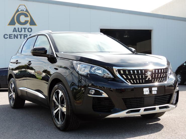 Livraison Du Peugeot 3008 Allure 1 2 Puretech 130 Neuf De Monsieur