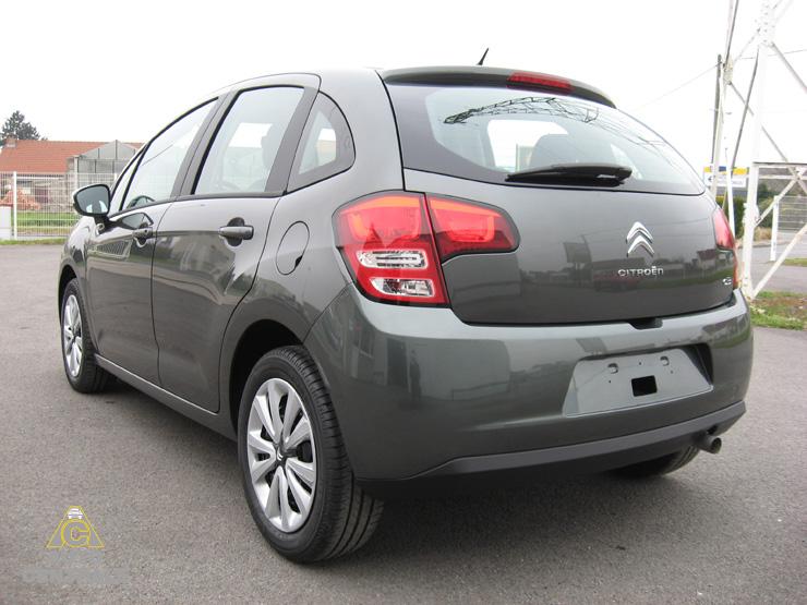 Livraison de la Citroën C3 Vitamin II 1.4l HDi 70 neuve de ...