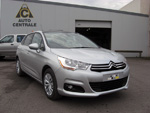 Mandataire Citroën C4 Séduction 1.6l VTi 120