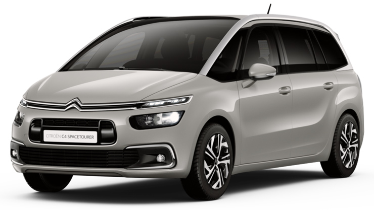 Mandataire Citroën Grand C4 SpaceTourer
